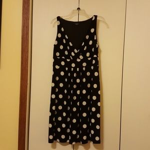 Large Chaps dress